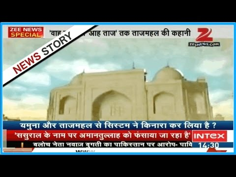 World heritage site and Pride of India Taj Mahal facing various pollution issues