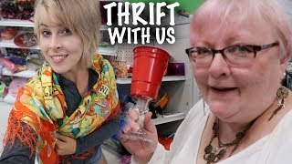 That's Something You Don't See Every Day! | Thrift With Us | Reselling