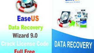 Activate/Crack EaseUs Data Recovery License Keys All
