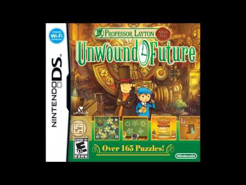 Full Professor Layton and the Unwound Future OST
