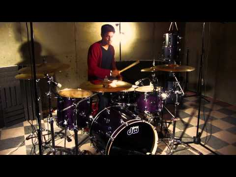 Alive - Hillsong Young and Free - Drum Cover by Johnson George