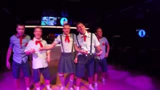 Мощное выступление Легендарного Танцевального коллектива Москвы Группа-Захвата