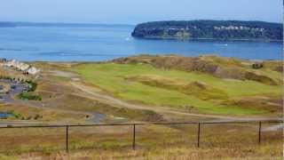 Chambers Bay Golf Club | NWGolfadventures.com | Washington Golf Courses
