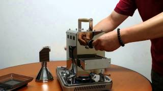 Kaldi coffee home roaster