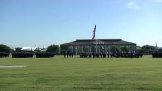 Air Force Basic Military Training Parade 7 April 2017