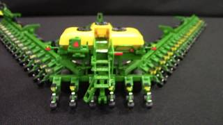 New 1/64 John Deere DB120 with Exact Emerge Row Units