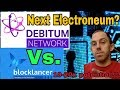 2 Icos With Free Affilate Programs: Blocklancer & Debitum Network: 20X Potential Maybe?