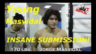 Jorge MASVIDAL vs Tyrone GLOVER - NeverTap 2004