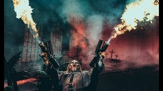 A day with POWERWOLF at Masters Of Rock 2018