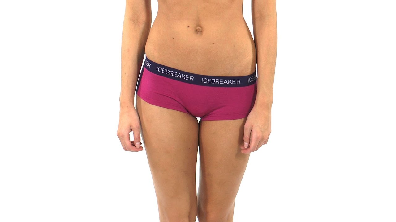 Icebreaker Womens Sprite Hot Pants  Swimoutletcom - Youtube-9230