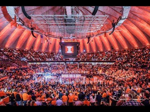2017-18 Illinois Basketball Hype Video