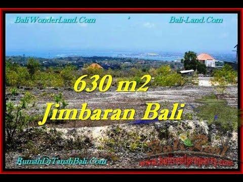 Bali PROPERTY ocean View LAND FOR SALE IN JIMBARAN TJJI099