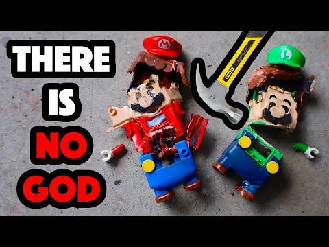 Bored Smashing - LEGO MARIO U0026 LUIGI