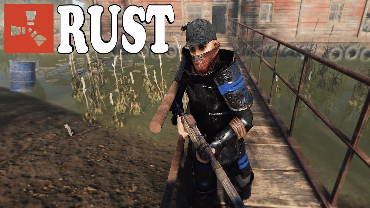 Rust German Gameplay #13 Wurde ausgeraubt und getötet