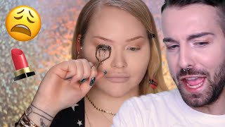 Seguo un tutorial di NIKKIETUTORIALS usando solo MAKE-UP LOW COST di PRIMARK! 💄