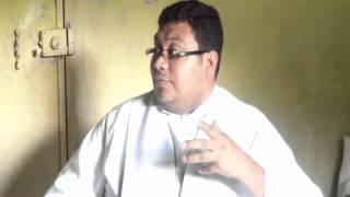 Hermano Max Luna, entrevista con Padre Carlos Lazo Parroco de la Parroquia Nueva Esparta