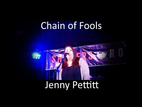 Chain of Fools - Jenny Pettitt (exclusive)