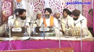 Kirtan-Bhai Joginder Singh Ji Riar At Neela Mehal Jal 30-03-2013