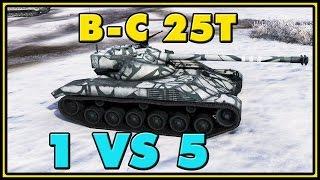World of Tanks | BatChat 25t - 9 Kills - 9K Damage