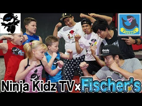 Ninja Kidz TV→https://www.youtube.com/channel/UCpZ88DWlKW0H_AYDaUZptcw 二代目のチャンネルもよろしく! ☆Fischer's-セカンダリ- ...