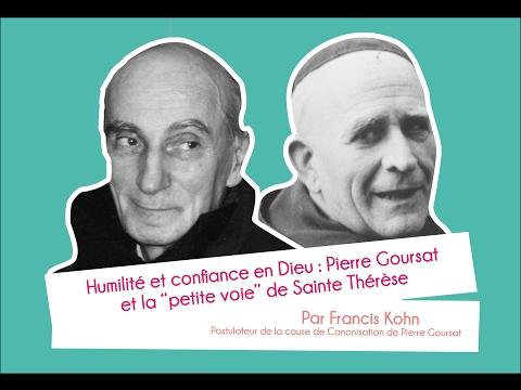 Humilité et confiance en Dieu - Francis Kohn
