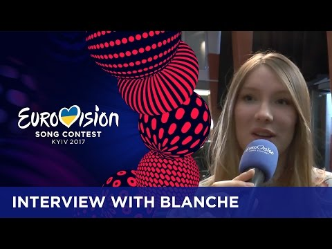 Belgium's Blanche sets her sights on the City Lights