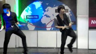 RE: On Soul: Zero & Ken Mirotic/TVXQ cover jfest
