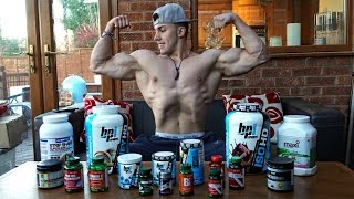 Best Supplementation Shredding VS Bulking With Brandon Harding