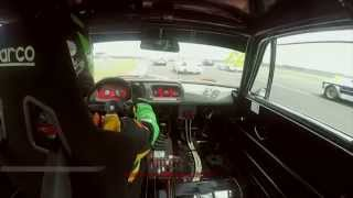 ITV4 Highlights programme of the 2014 Silverstone Classic - Part 1