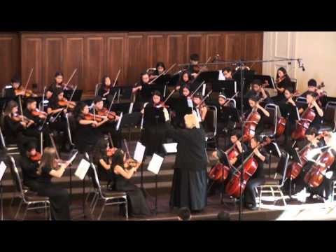 Carpathia by William Owens -- Prelude Chamber Strings