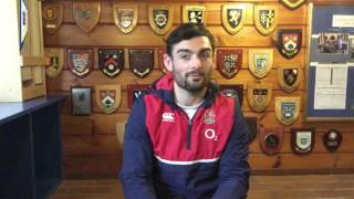 Video Rugby Club 't Gooi: Alex Stafford in 60 seconds download MP3, 3GP, MP4, WEBM, AVI, FLV Agustus 2018