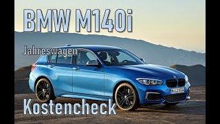 BMW M140i (2017) Unterhaltskosten | Jahreswagen