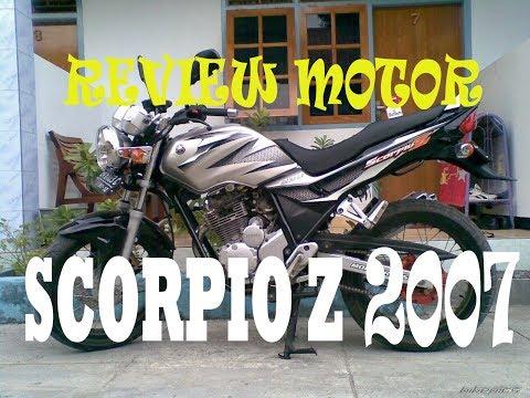 Review Yamaha Scorpio 225cc thn 2007 - Di jual Juga nih guys.....