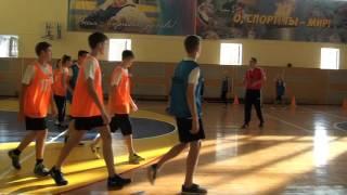 Урок физической культуры, Мерцалов_А.В., 2015