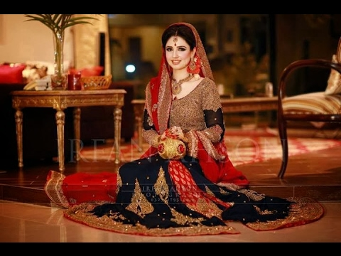 3b98a06ad7 Pakistani wedding dress design Pakistani bridal wedding dress ideas 2017 -  2018