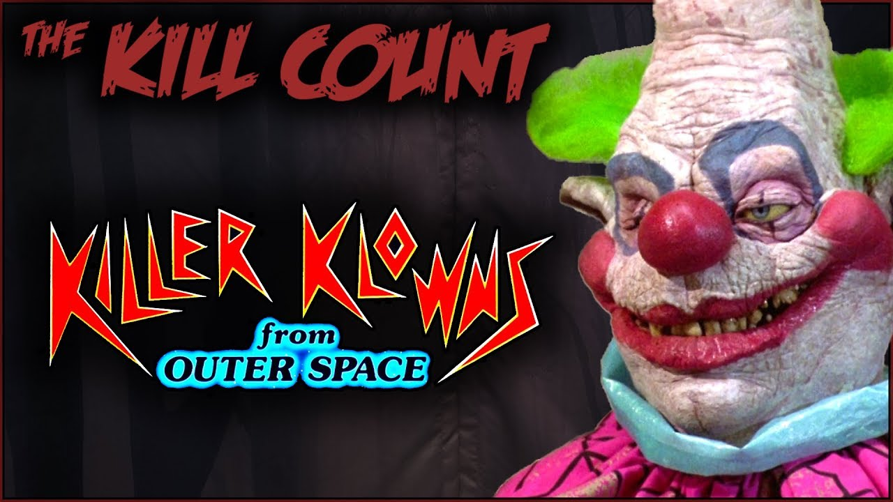 Killer Klowns From Outer Space Deutsch