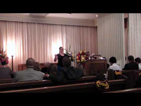 Part VIII - Betty Jackson Funeral Services 8/23/14