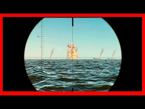 Кооперативный и реалистичный симулятор подводной лодки! - Wolfpack