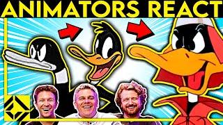 Animators React to Bąd & Great Cartoons 4