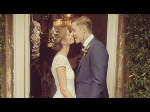 Millie Mackintosh marries Professor Green: Beautiful snaps from their big day
