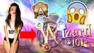 GIRLFRIEND FINDS OUT I PLAY WIZARD101! (SHE BREAKS UP WITH ME)