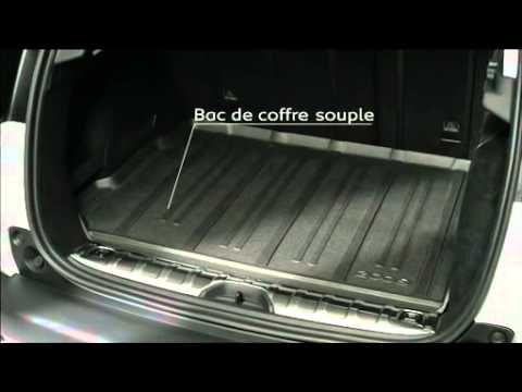 les accessoires du peugeot 2008 youtube. Black Bedroom Furniture Sets. Home Design Ideas