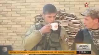 Борьба и гибель комбата Гиви за независимость Донбасса.  Война в Украине