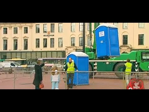 Porta Potty Problem Prank