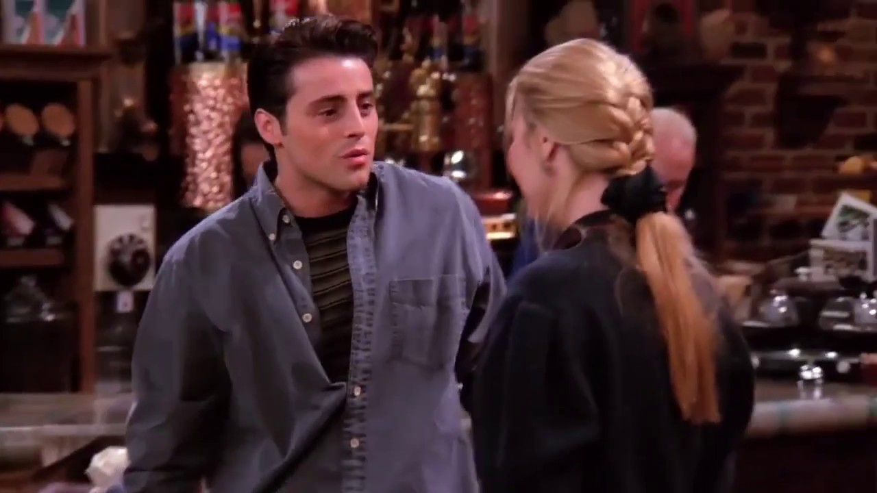 Download Every Joey and Phoebe kisses