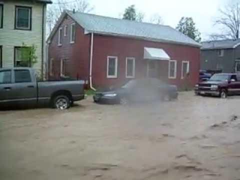 Dundas Ontario Flood - April 20 2017