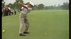 Ben Hogan 1965 Shell Swing Compilation - Regular speed and Slow Motion Training Guide
