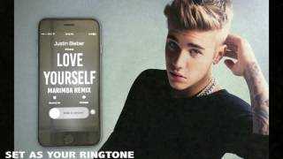 Enjoy marimba remix of love yourself (by justin bieber). download now! ________________________________________________ this ringtone: http://smartu...