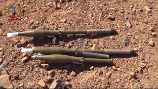 Война в Йемене. Сторонники президента Хади ведут бои с хуситами. Март 2018
