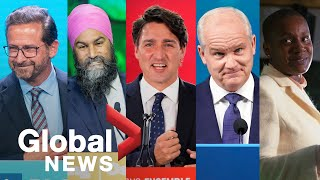 Canada election: Voters hand Trudeau another minority | HIGHLIGHTS